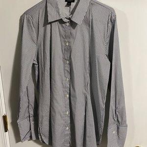 Ann Taylor Factory Dress Shirt